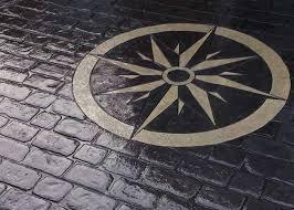 London cobble path